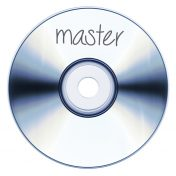 master CD replication copy