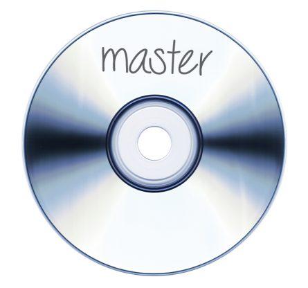 master CD replication copy